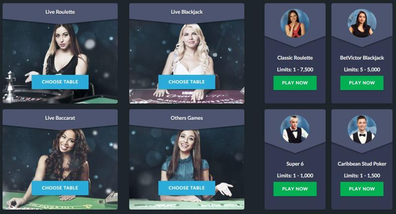 Betvictor Live Chat