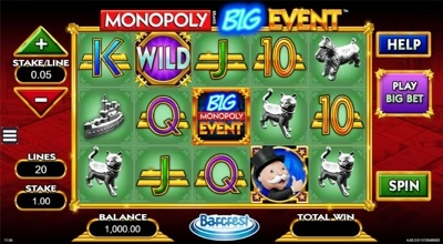 IGT Monopoly