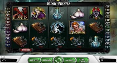 NetEnt Bloodsuckers