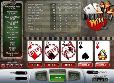 NetEnt Video Poker