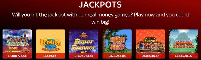 Sky Jackpot