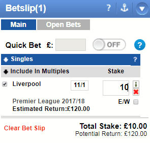 coral bet slip example