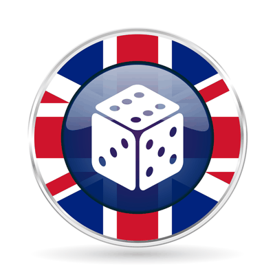 union jack casino chip