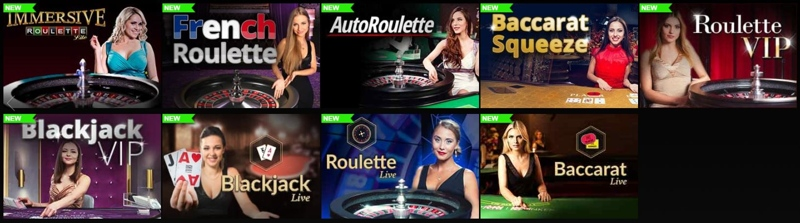Next Casino Live