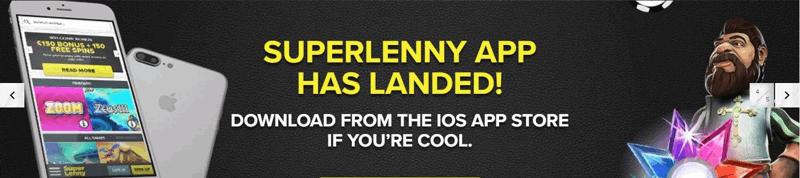 Superlenny Mobile