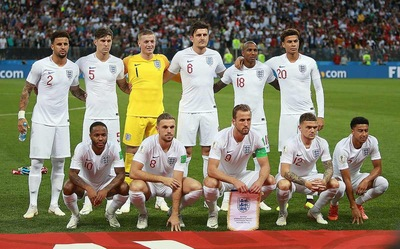 England World Cup Squad