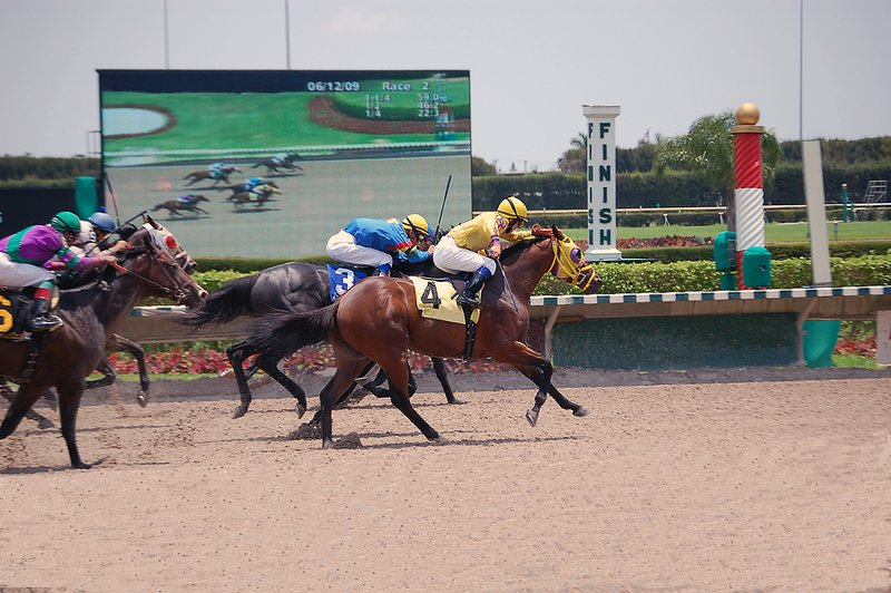 Horse Racing 400