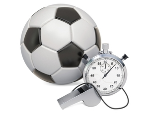 Football Watch Whistle