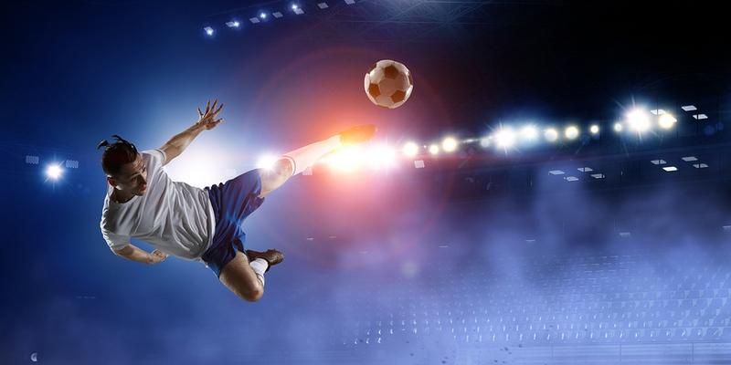 Jump Kick Football