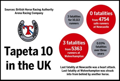 Tapeta Safety Record