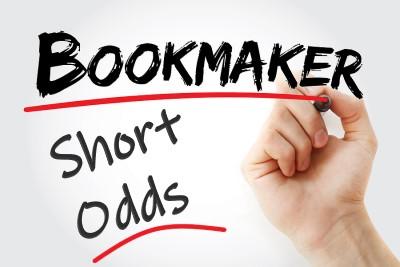 Bookmaker Short Odds