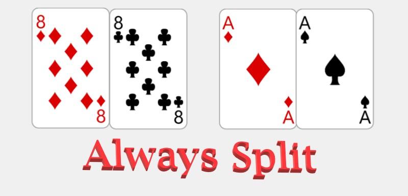 Blackjack Always Split