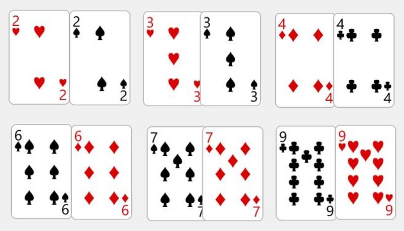 Blackjack Splitting Rules