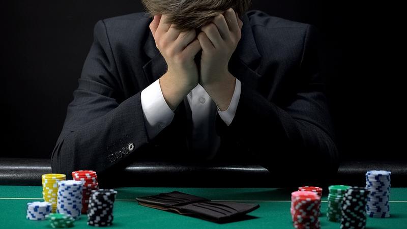 Losing Gambler