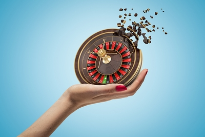 Roulette Wheel Breaking