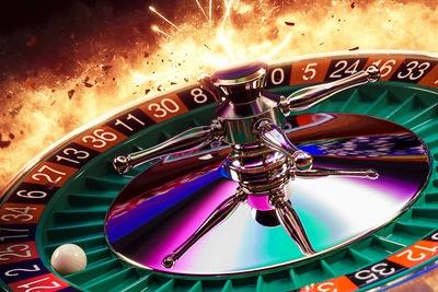 Roulette Wheel Fire