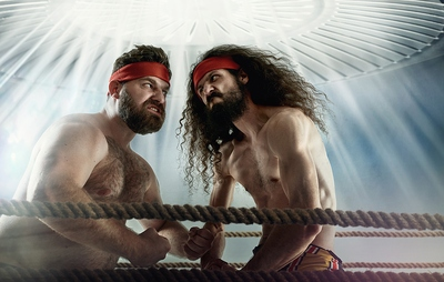 Boxing Heavyweight vs Lightweight