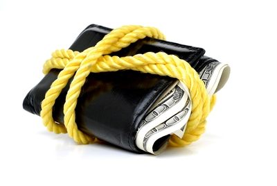 Money Tied Up