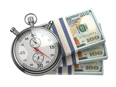 Stopwatch Money