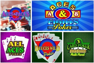 Video Poker Variations
