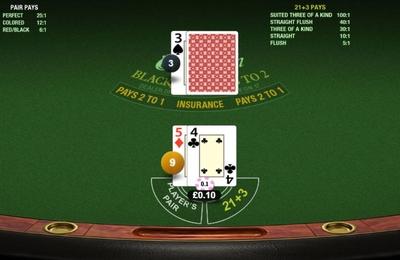 RNG Blackjack Online