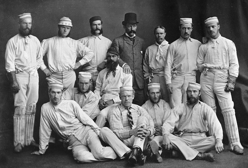 First Australian Test Cricket Squad