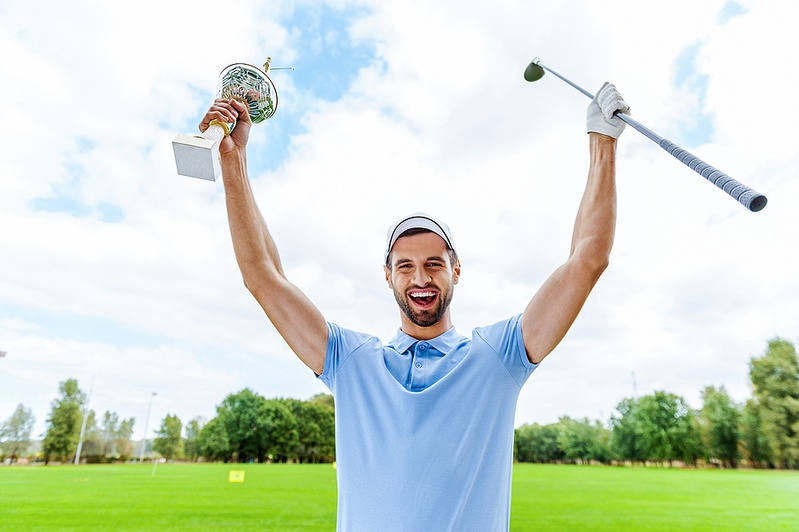 Golf Invitational Tournament Winner