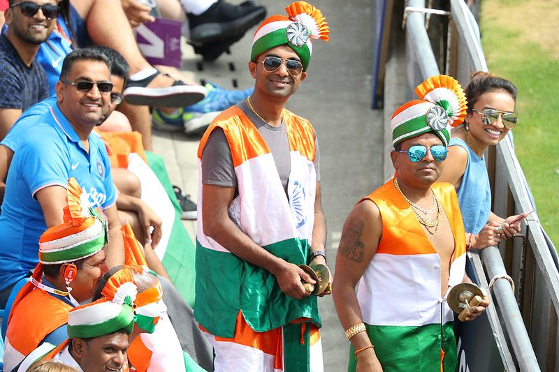 One Day international Cricket India Fans