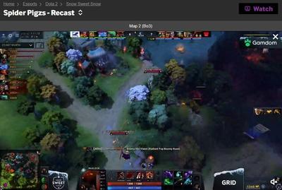 esports Live Stream