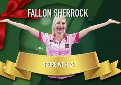 Fallon Sherrock
