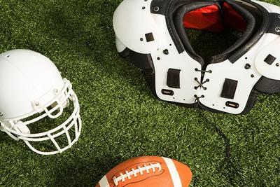 American Football Equipment
