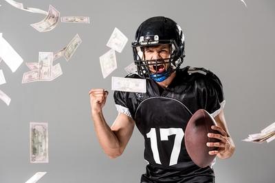 American Football Money
