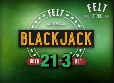 Blackjack 21+3