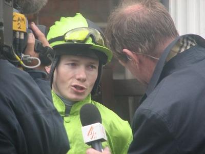 Jockey Interview