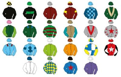 Jockey Colours