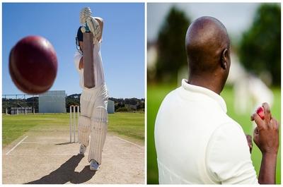 Batting and Bowling Cricket