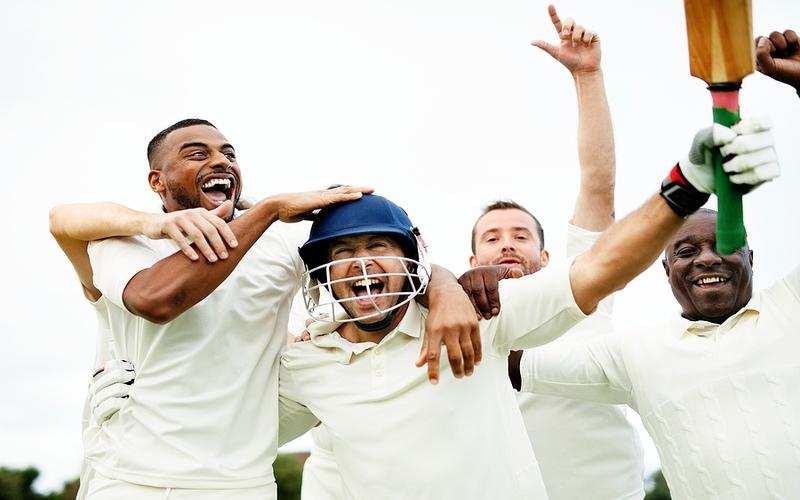 Cricket Celebrations